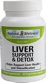 The Counter Liver Detox other liver supplements maximum milk thistle