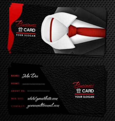 Free Black Business Card Template Psd by 60 Absolutely Free And Black Business Card Templates