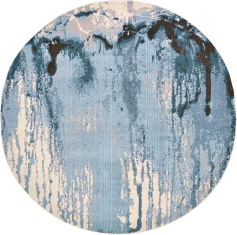 light blue 245cm x 245cm casablanca rug area rugs