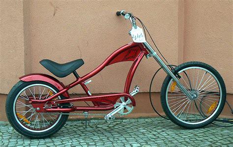 Fahrrad Lackieren Alternative by Chopper Cruiser Fahrrad Zusammenstellen Kaufen Chopper