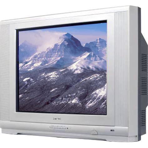 Tv Flat 21 hitachi c21 f800s 21 quot multi system tv c21f800s b h photo