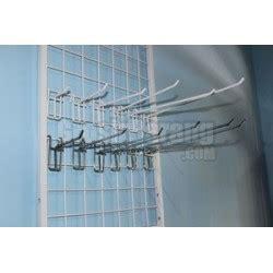 Display Hanger Rok Gantungan Bawahan 25 Cm Putih Display Toko Murah hanger gantungan grosir display