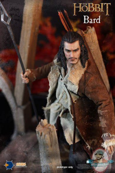 the hobbit series 1 1 6 scale figure the hobbit series bard by asmus