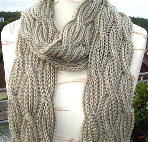 cute knitting pattern stylish cable knit scarf for your real impression diggasia