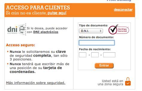 ing direct banco dep 243 sito naranja vs dep 243 sito bienvenida openbank
