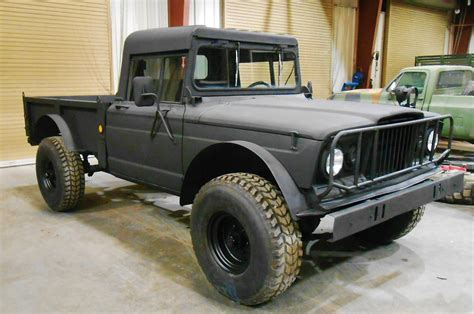 Custom Jeep Kaiser M715 Bing Images