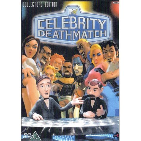 celebrity deathmatch box set celebrity deathmatch boxed set 5 dvd s media collectibles