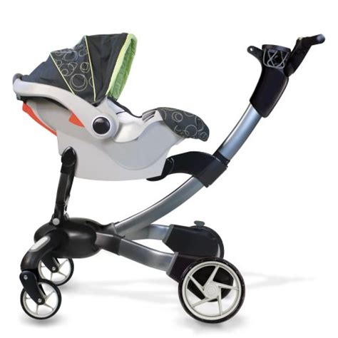 Origami Car Seat - origami is the world s power folding stroller fold