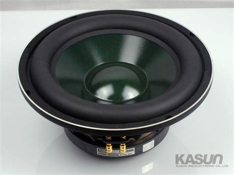 Speaker Woofer 10 Inch 1pcs professional woofer loudspeaker woofer speaker ks 10456 10 inch bass speaker 250w 8 ohm for