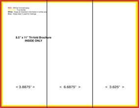 brochure 11 215 8 5 trifold 2inside cs best agenda templates
