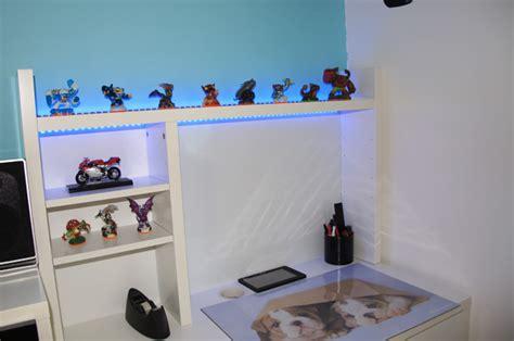 le de bureau led but deco led eclairage id 233 es d 233 co pour les meubles