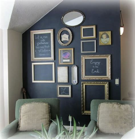 Picture Frame Decor by 13 Exles To Decorate Home With The Help Of Empty