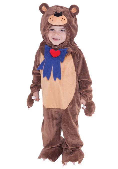 in teddy costume infant toddler teddy costume