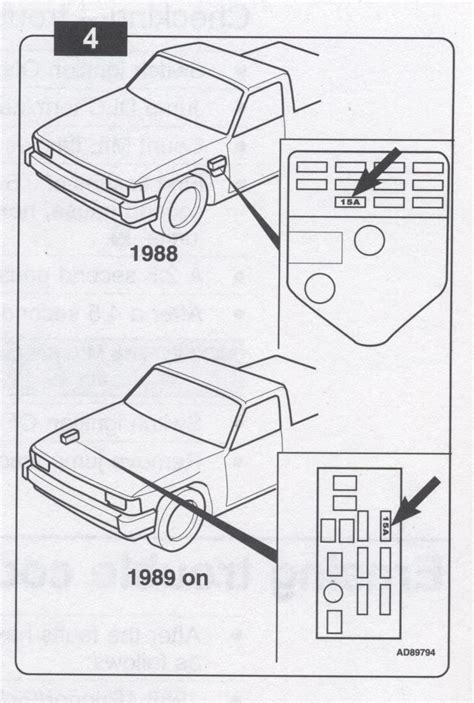 Toyota Fault Code 14 Toyota 88 91 Or 4runner Obd Obd2 Trouble Codes