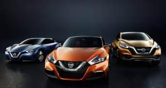 Future Nissan Cars Concept Cars Nissan Experience Nissan Nissan