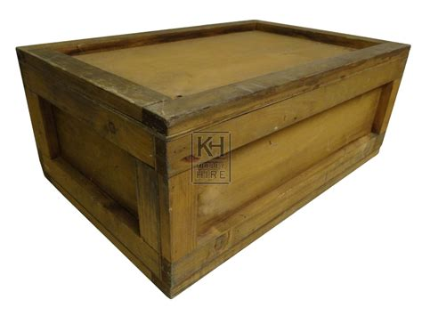 small crates crates prop hire 187 small wood crate keeley hire