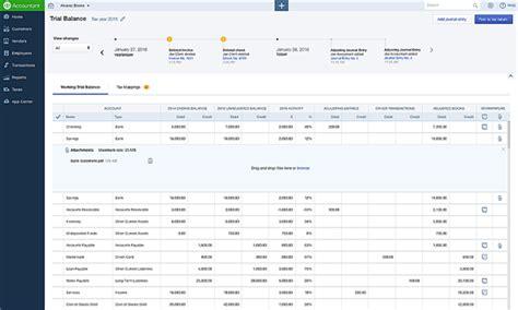 quickbooks tutorial general ledger quickbooks online accountant now has trial balance