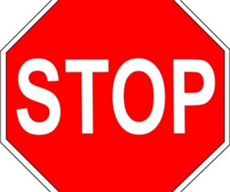 Blank Stop Sign Clip Free by Blank Stop Sign Clip Use These Free Images For Clipart