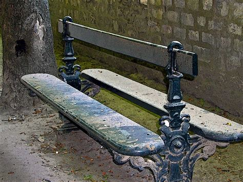paris park bench paris park bench photograph by jean hall