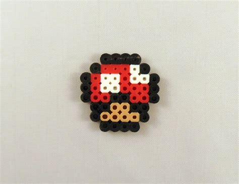 small perler bead patterns 10 easy mario perler bead patterns krysanthe