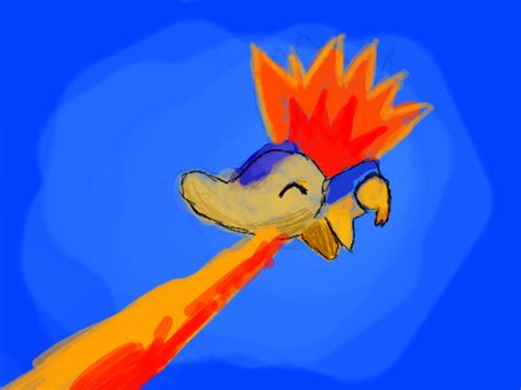 color in cyndaquil by newdeadmaninc on deviantart cyndaquil drawing colors ds by romninja on deviantart