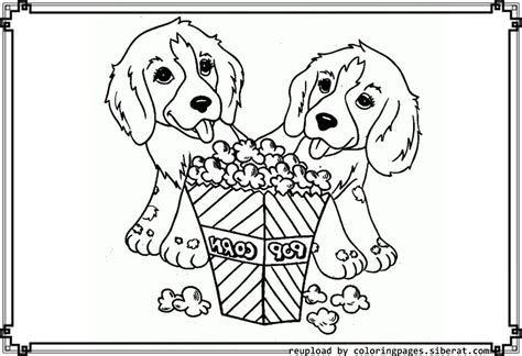how to color popcorn popcorn coloring pages printable coloring home