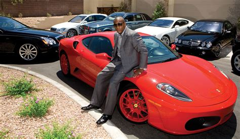 mayweather cars floyd money mayweather parades with his vegas car