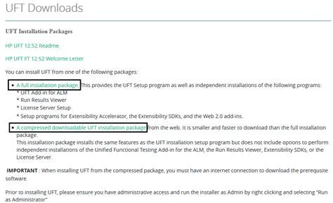 qtp full version download hp uft 12 trial version free download