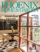 phoenix home garden magazine covers date cover