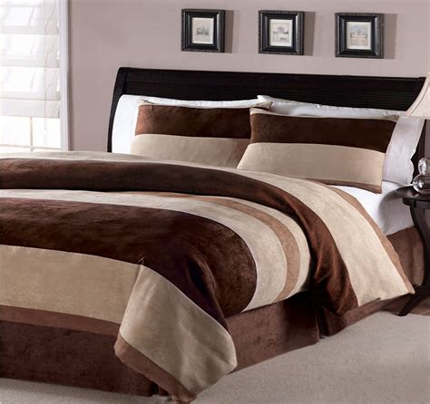 Chocolate Brown Bedding Sets Chocolate Bedding Set Ease Bedding With Style