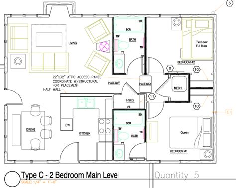 two bedroom cottages 2 br 2 bath house plans house plans