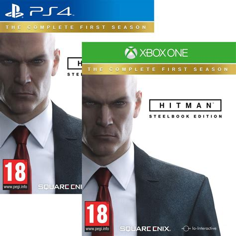 hitman the complete season cheats gameplay ps4 xbox one guide unofficial books bon plan pr 233 commande hitman complete season pas cher