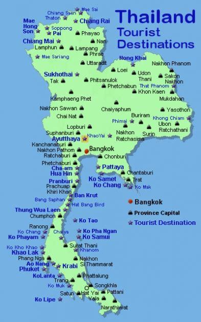 travel guide  thailand   globe guidebook series