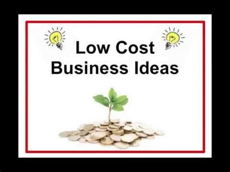 Home Business Ideas Lebanon Low Cost Business Ideas Small Business Plan To Get You