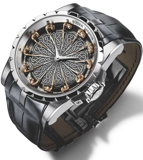 excalibur knights of the table excalibur knights of the table ii from roger dubuis