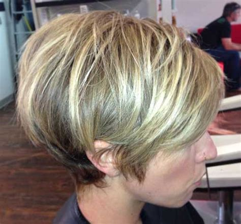 hoghlights lowlights blonde pixie outstanding pixie cuts for a new experience short