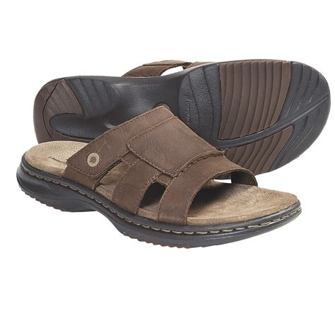 leather sandals for dunham bend leather sandals for save 38