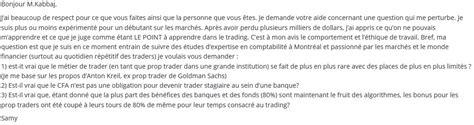 Mba Plus Cfa by Devenir Trader Faut Il Faire Un Mba Ou Le Cfa