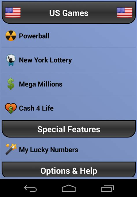 new york lottery post for android lottery bot us android apps on play