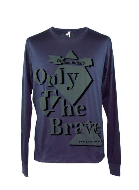 T Shirt Brave Diesel Fth diesel diesel t shirt khopesh only the brave sleeve