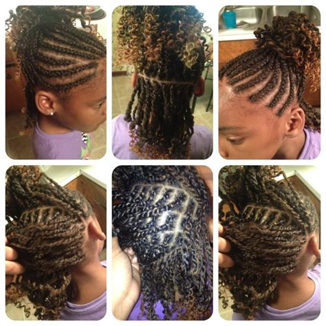 up do scalp braids hairstyle braids twists hair scalp braids and kinky twists quick and easy fix for