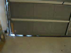 Garage Door Threshold R Garage Door Threshold Tasting God