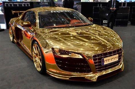 audi r8 gold gold audi r8 cars pinterest