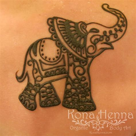 indian elephant henna tattoo best 25 henna elephant ideas on elephant