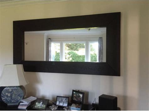 mongstad mirror black brown 94x190 cm ikea household in parksville qualicum beach mobile