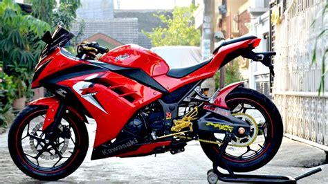 Topeng Kawasaki Ninja250 Fi V3 modifikasi 250 velg jari jari images