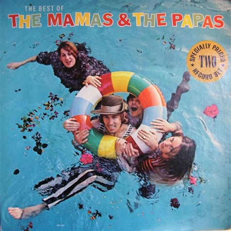 mamas and papas best of the mamas the papas vinyl record albums