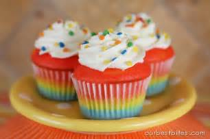 colorful cupcakes cupcakes and event decorations rainbow cupcakes