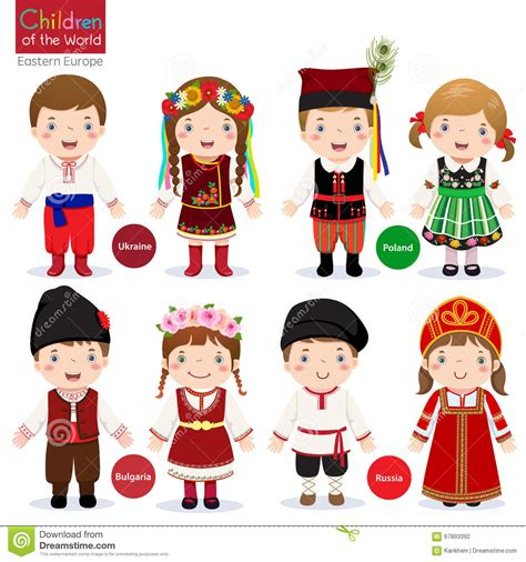 Traditional Costume folk costumes clipart clipground