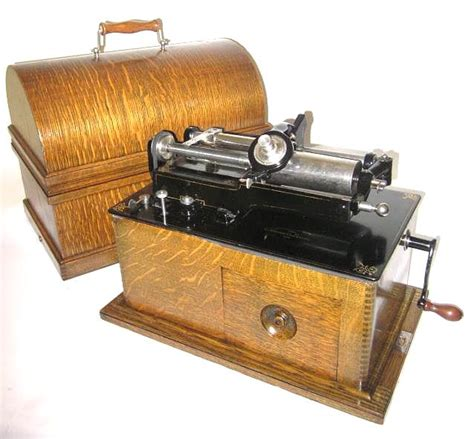 Edison Spring Motor For Phonograph